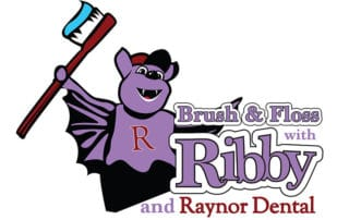Brush & Floss with Ribby
