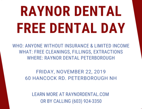 Raynor Dental to Offer Free Dental Care in Peterborough